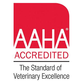 AAHA Accreditation Button